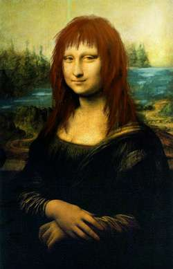 Red Mona