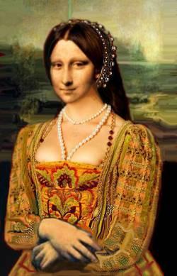 Renaissance mona