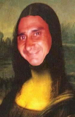Roke Panbola Mona Lisa