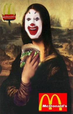 ronald Mc lisa