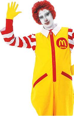 Ronald Mc Mona