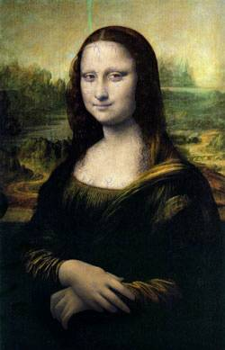 Sick Mona Lisa