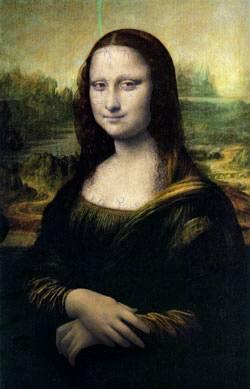 Sick Mona Lisa