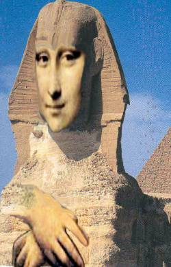 sphinx mona