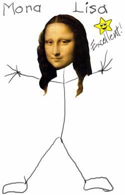 Stick Mona