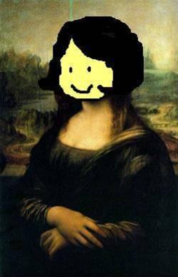 Suzie Mona Lisa