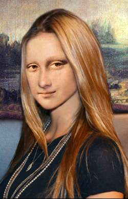 The new Mona Lisa