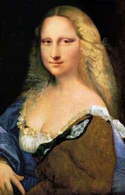 Titian Mona Lisa