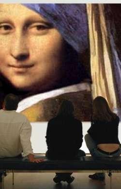 Vermeer's Mona