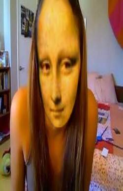 Webcam Mona