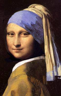 when mona meets vermeer