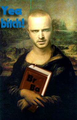 !! yea bitch !!!   breakng bad  +  jesse pinkman