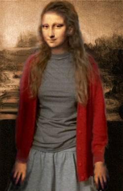 young Lisa
